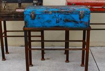 Custom Made Furniture / Furniture custom designed exclusively by Fiddlin Frogs.