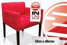 Sillas y sillones inlab muebles