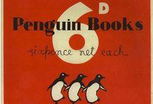 PENGUIN BOOK JACKETS