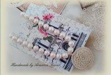 crochet jewelery / crochet jewelery/bisutería en crochet / by Arantza Rivas Irish Crochet Lace
