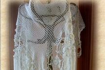 Crochet shawls / by Handmade by Arantza Rivas