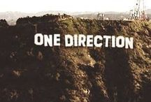 A A A One Direction ❤❤❤ / ♥ I love One Direction. Yes, I am a Directioner! ♥ One Band. One Dream. One Direction. Louis Tomlinson, Niall Horan, Liam Payne, Harry Styles, and Zayn Malik. From the bottom of the stairs, to the top of the charts. The band that lost the X Factor, but won the world.<3 Yes they are the ones we LOVE!!! <3 / by Jacinta Donahue