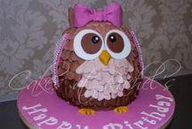 Children Party Cakes