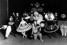 MODERNIST COSTUMES AND STAGE SETS