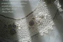 Positive thinking / Positive thinking/Pensamiento positivo / by Arantza Rivas Irish Crochet Lace