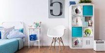 Kinderparadies | creatisto / Auf dieser Pinnwand sind alle unsere liebsten Ideen fürs Kinderzimmer gesammelt: Ganz egal, ob du Inspiration zu Möbeln, Teppichen, Vorhängen oder Deko suchst, hier wirst du bestimmt fündig! Mit Möbelaufklebern werden langweilige, weiße Schränke oder Regale ganz schnell kunterbunt & kindgerecht. Oder wie wäre es mit einem passenden Wandtattoo für kleine Prinzessinnen? Selbstverständlich gibt es auch viele Ideen für kleine Prinzen, Piraten, Fußballer, Feuerwehrmänner oder angehende Tierärztinnen.