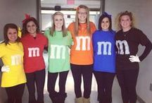 Team costume ideas / Some great team costume ideas, from easy to elaborate!