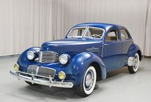 Cars of the forties