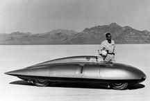 Record Cars / Speedrecord cars