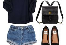 Flats Outfit