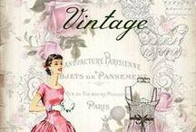 Costura vintage / Vintage couture/costura vintage