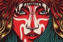 Indian/Native Art