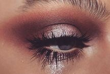 """- MAKE UP LOOKS - / """"Inspiration to create my own personal work.."""""""