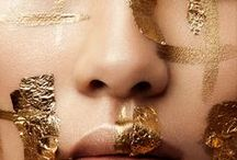 Colour Inspiration: Stay Gold / Images with a gold colour palette to inspire design and mood boards.