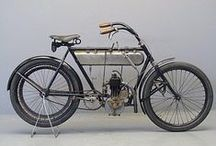 Classic Motorbikes / Very early motorbikes, at least before 1930
