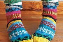 Stocking Feet