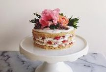 Sweet Laurel Bakery / Lovers of simple, good things. Especially when it's a slice of cake!