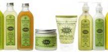 BIO Cosmetica / Biologische gezichtscrème, lippenbalsem, bodylotion, shampoo, douchegel van Marius Fabre - Olivia series - gebaseerd op zuiver olijfolie. En natuurlijk 100% biologische Arganolie