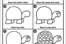 rita, steg för steg