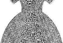 Irish crochet lace for children / Some pieces for children made in irish crochet or similar