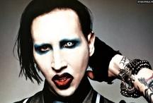 Marilyn Manson / by Chy Biznach