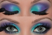 make up / by Chy Biznach