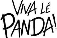 panda / by Katie