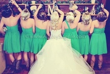 Love,marriage,baby carriage / what my wedding will be.... / by Delanie Bartell