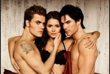 Vampire Diaries & The Originals / by Toni Aikman