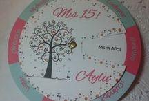 Invitaciones de 15 años / Una breve muestra de nuestras tarjetas de 15 años. No dejes de visitarnos en www.lacasadelpapel.com www.facebook.com/LaCasaDelPapelOficialSite