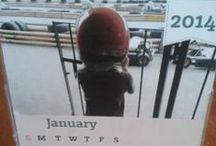 Calendarios 2014 / Calendarios para regalar empresariales y familiares.
