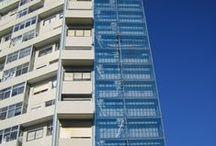 Reparação de fachadas (Pasteleira)