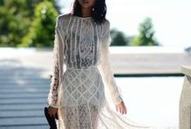 Cool Looks / This is a collection of looks that I find inspiring, easy and beautiful which is what Marylambb is all about.
