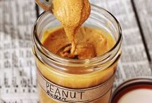 Peanut butter / All things peanut buttery