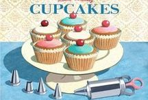 Crazy for Cupcakes / Cupcakes are a great treat and are fun to bake. Cupcake items are fun to collect for the kitchen too.  / by Colleen Shelnutt