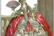 Costume Inspiration / Layers,  lace, depth, richness of colour, inspiration, passion, history. Designs to inspire and delight