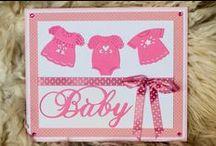 Karten / Ob Geburtstag, Ostern, Weihnachten, Hochzeit oder einfach mal so...in einer selbst gebastelten Karte steckt viel Liebe ♥ drin!