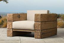 Wooden Stuff / Paletten Holz use