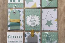 ATC's & Pocket Letters / Lovely ideas, themes, colour inspiration.