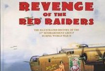 "Revenge of the Red Raiders / ""US publishers really do 'go for it' when it comes to major works that have all the stops pulled out; UK publishers are far too timid most of the time! A blockbuster of a book, sub-titled The Illustrated History of the 22nd BG, it is part of the Eagles over the Pacific series. With B-26s and later B-24s, the 22nd migrated with the Pacific War from Darwin to the Philippines to Okinawa. The level of detail in this book is breathtaking."" –FlyPast Magazine https://irandpcorp.com/products/22bg/"