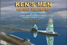 Ken's Men Against the Empire Vol. I / Stories and photos from our new book on the 43rd Bomb Group B-17 era. Order your copy at http://irandpcorp.com/products/43bg1/