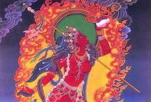 Vajrayana Buddhism & Hinduism