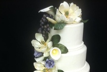 Wedding Cakes / by Cake Girlz Bakery