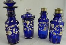 Glass - Vintage / Antique / Pin your best! All types of vintage or antique glassware. / by Denise Dent