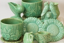 Pottery - Vintage / Antique / Pin your best Vintage or Antique pottery!