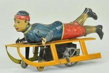 Toys & Dolls - Vintage Antique