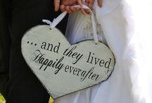 Our Wedding <3 / Wedding