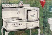 ♥Old cookers♥ / by Rita Koopman