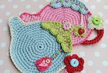 ♥Coasters, Rugs, Trivets♥