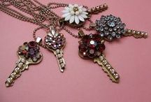 ♥Altered keys and thimbles♥